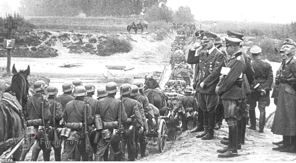 تصاویر، هیتلر چگونه جنگ جهانی دوم را آغاز کرد؟