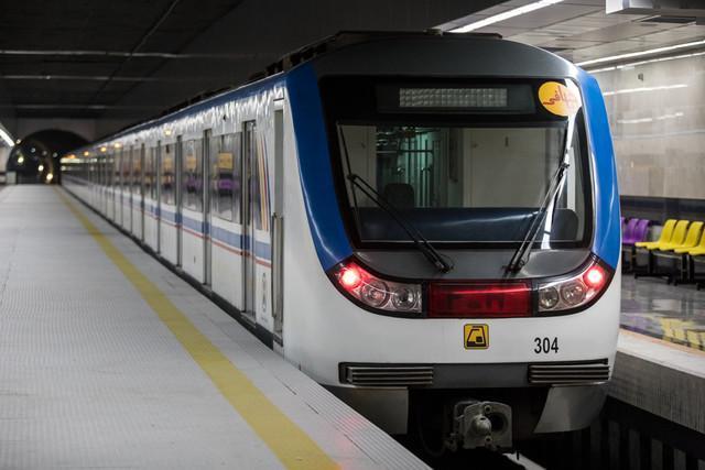 دو ایستگاه مترو تازه تأسیس رودکی و مهدیه کجا واقع شده اند؟