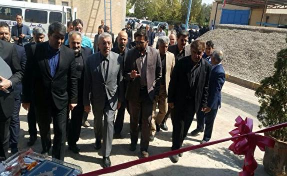 افتتاح بیش از 34 طرح صنعت آب و برق با حضور وزیر نیرو در یزد