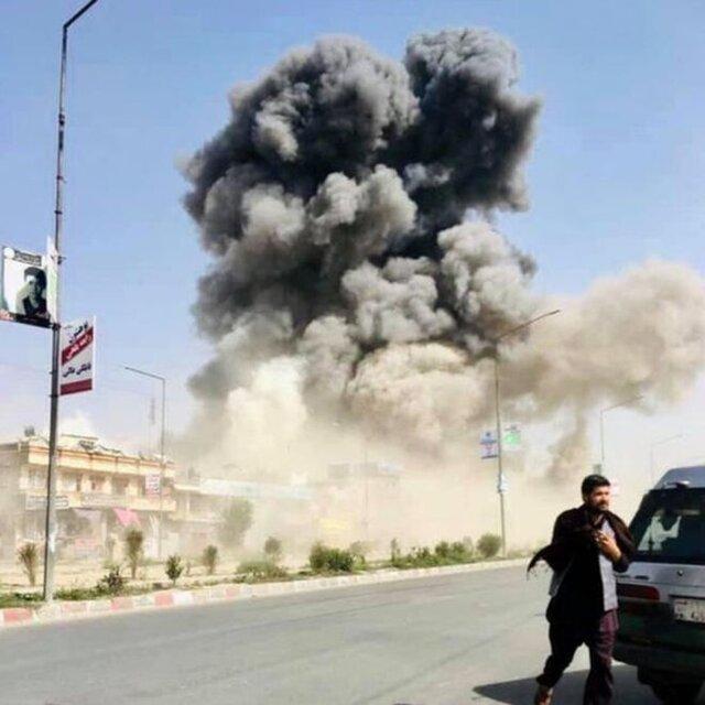 انفجار مهیب در تجمع انتخاباتی اشرف غنی؛ 24 نفر کشته شدند