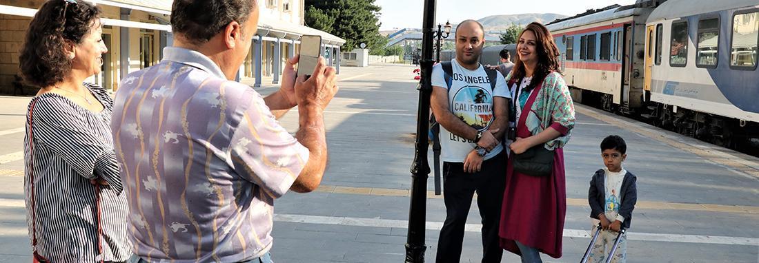 نرخ قطعی بلیت قطار تهران - وان ، تخفیف 150 هزار تومانی به مسافران ایرانی تا اطلاع ثانوی
