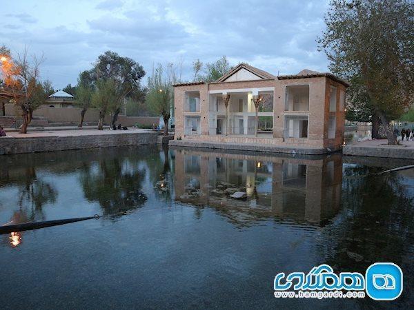 چشمه علی، تفرجگاه تاریخی دامغانی ها