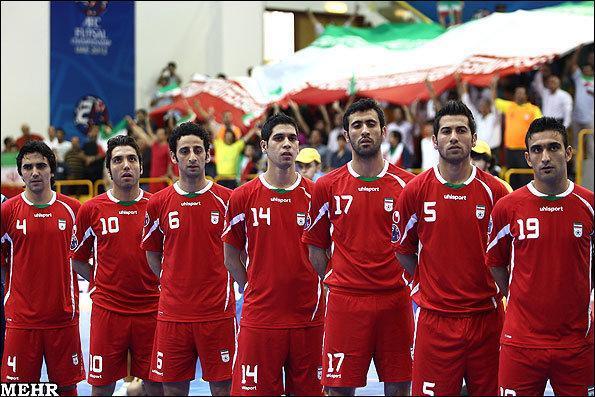 تیم ملی فوتسال امروز به مصاف کلمبیا می رود