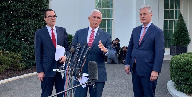 آمریکا سه وزارتخانه ترکیه را تحریم کرد