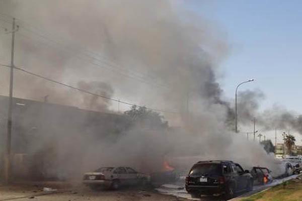 وقوع انفجار در اقلیم کردستان عراق