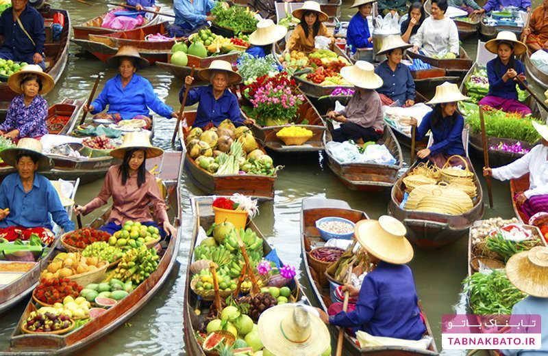 از فروش طلسم و سم مار تا کسب و کار روی آب رودخانه ، عجیب ترین بازار های دنیا را بشناسید