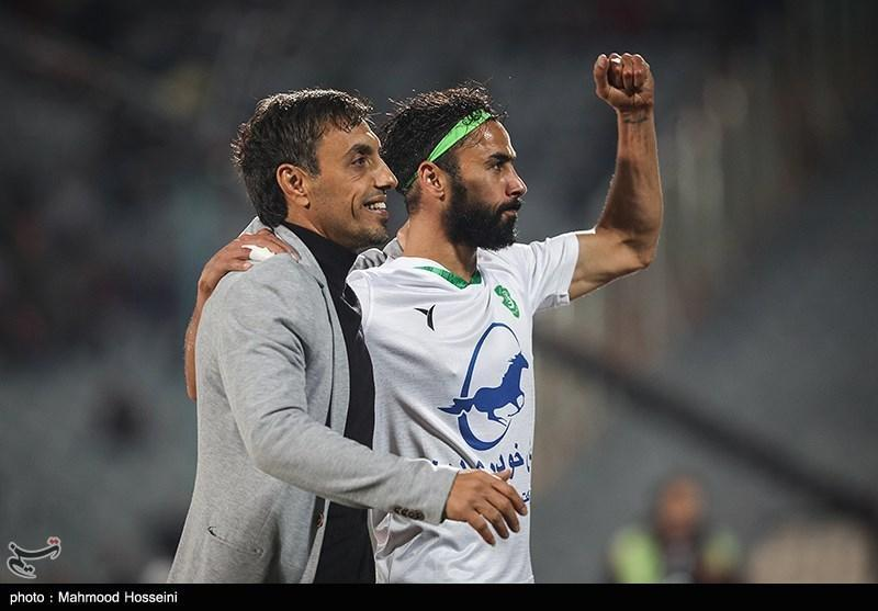 لیگ برتر فوتبال، پیروزی ماشین سازی در دیداری که گل های لحظه اولی و آخری داشت، کامبک منصوریان به شکست