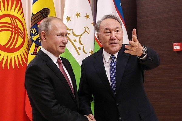 نظربایف بین روسیه و اوکراین وساطت می نماید