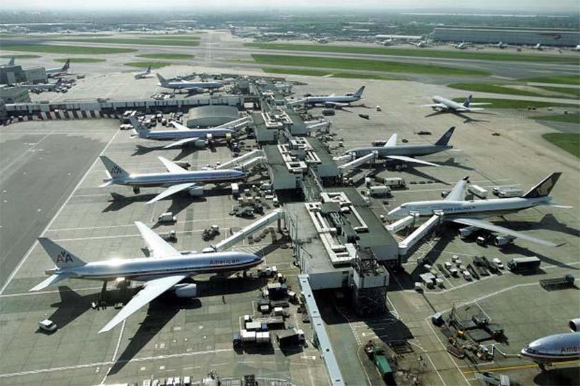 تعطیلی یک ترمینال هواپیمایی در فرودگاه ژنو به دست مخالفان تغییرات اقلیمی