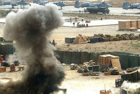 حمله به کاروان نظامیان آمریکایی در افغانستان