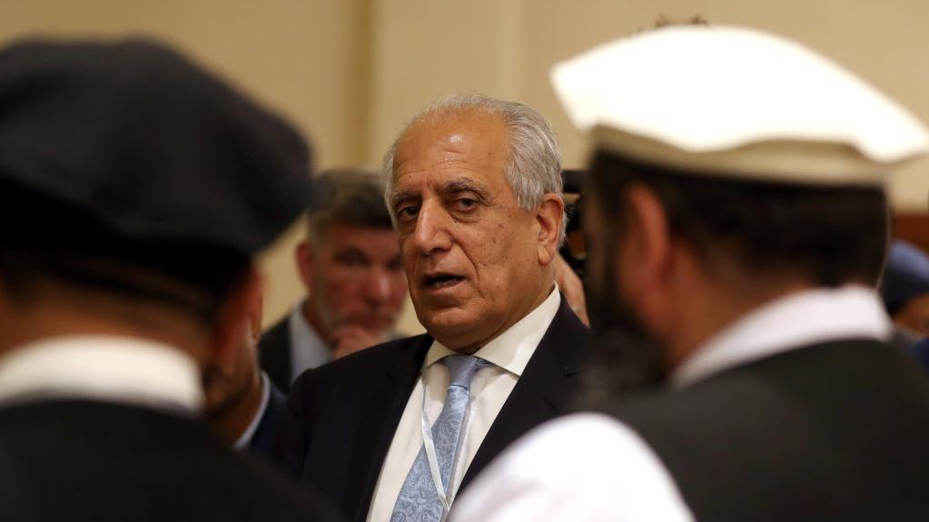توقف مذاکرات آمریکا و طالبان در قطر
