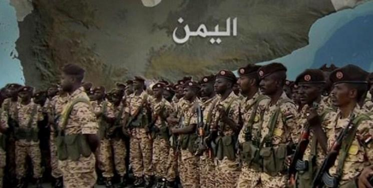 عقب نشینی تدریجی شبه نظامیان سودانی از ساحل غربی یمن