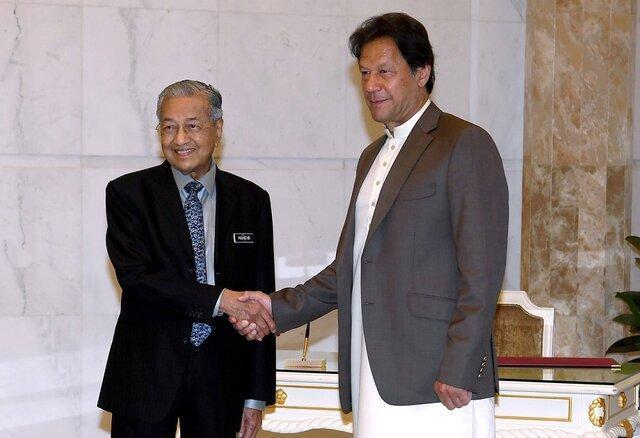 وعده عمران خان به مالزی: مجازات هند علیه شما را جبران می کنیم