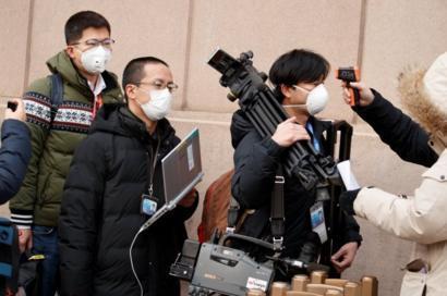 سازمان بهداشت جهانی: توصیه ای درباره محدودسازی تجارت با چین نمی کنیم