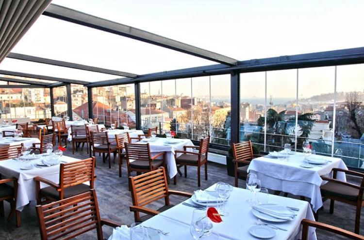 10 رستوران درجه یک استانبول