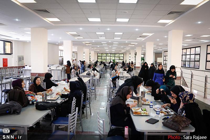صنعتی کردن آشپزخانه های دانشگاه ارومیه نیازمند اعتبارات بیشتری است