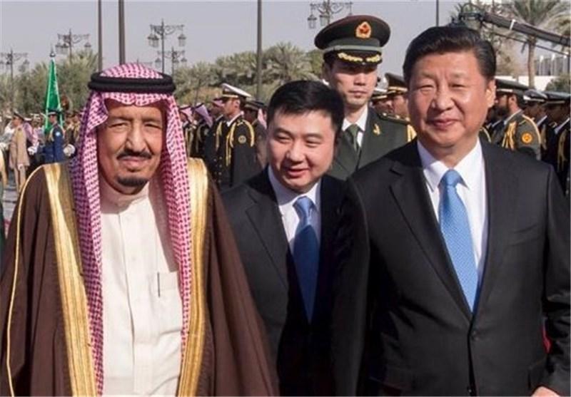 رئیس جمهور چین به ریاض رفت