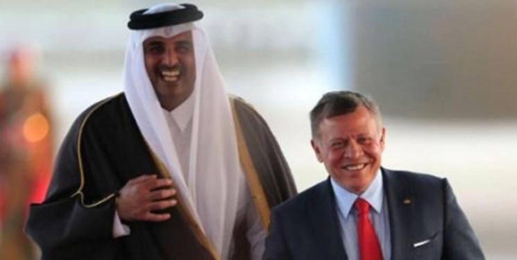 سفیر قطر در امان: سفر امیر قطر به اردن در شرایط حساس منطقه مهم است