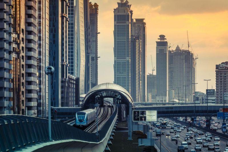 مترو دبی ، هر آنچه که باید بدانید