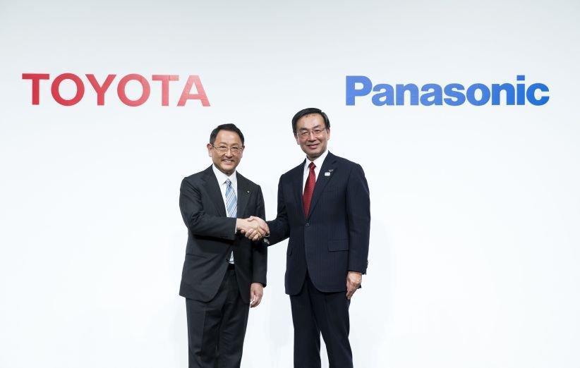 همکاری تویوتا و پاناسونیک برای فراوری باتری مخصوص خودروهای الکتریکی