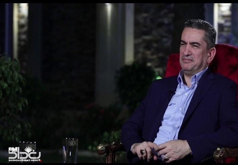 عراق، عدنان الزرفی خواستار رفع تحریم ها علیه ایران شد
