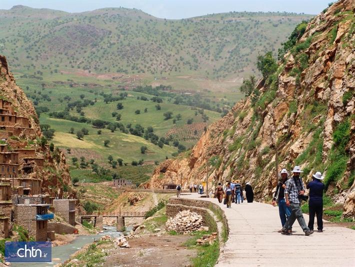 گردشگری مجازی در کردستان در نوروز 99