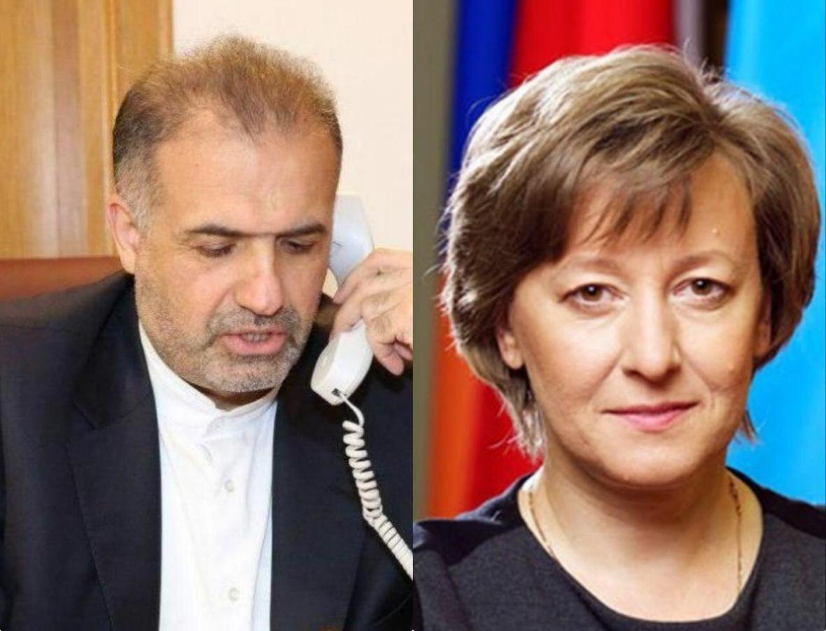 آنالیز راهکارهای توسعه روابط مالی ایران و روسیه در تماس جلالی با مدیر مرکز صادرات روسیه