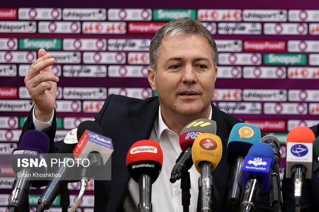 اسکوچیچ: کمپ تیم ملی ایران در حد اروپا است، در تعطیلات بازیهای تیم ملی را می بینم