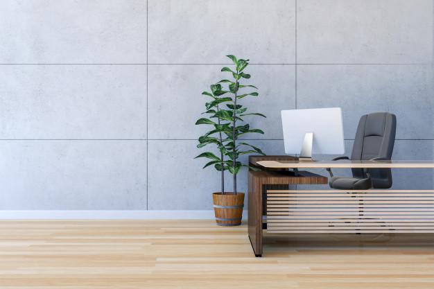دکوراسیون دفتر کار با چند ایده بسیار کاربردی و راحتطراحی دکوراسیون دفتر کار