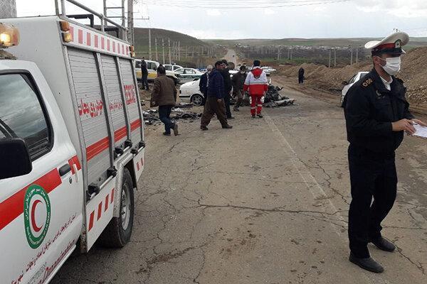 افزایش 7درصدی امدادرسانی هلال احمر در حوادث جاده ای