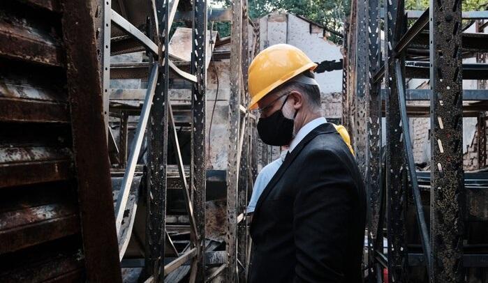 260 هزار قطعه تاریخی در آتش سوزی موزه برزیلی سوخت!
