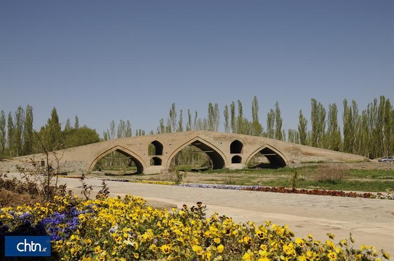 بارندگی های اخیر به بناهای تاریخی زنجان آسیب نزده است