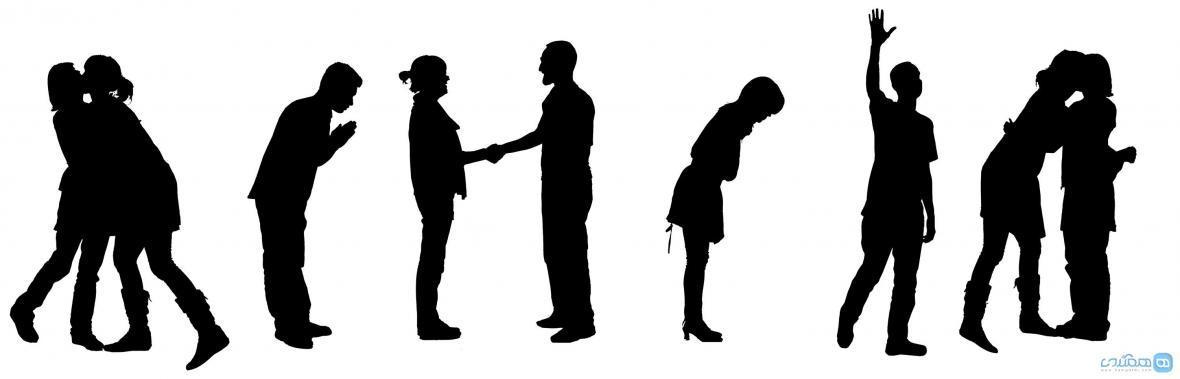 آشنایی با روش های مختلف سلام و احوالپرسی در دنیا