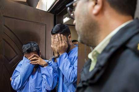 بازداشت 5 متهم بین المللی در تهران و البرز