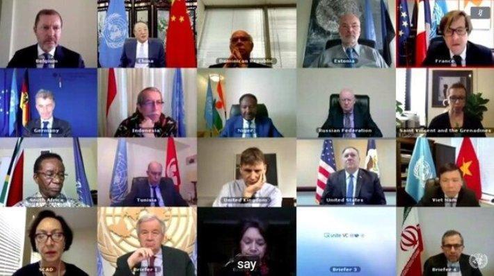 دست ایران بر روی ماشه ، تنگنای ترامپ در نشست شورای امنیت سازمان ملل متحد