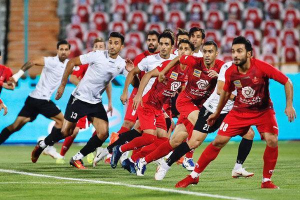 پرسپولیس با حسادت ها قهرمان می گردد، نمی توان فوتبال را تعلیق کرد