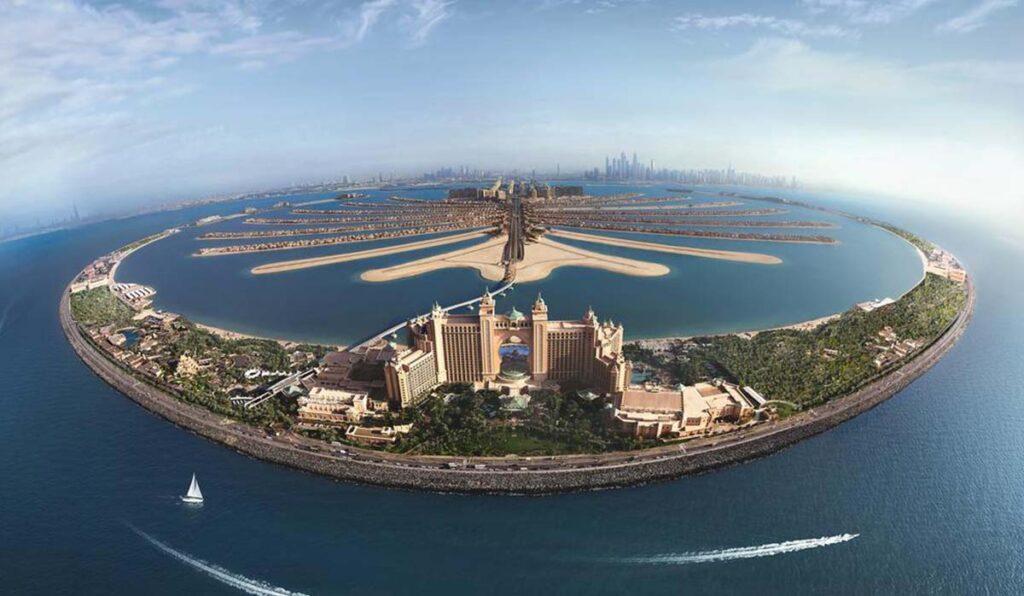 معرفی هتل 5 ستاره Atlantis The Palm دبی