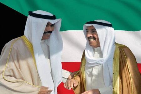 ولیعهد کویت اداره امور کشورش را به عهده گرفت