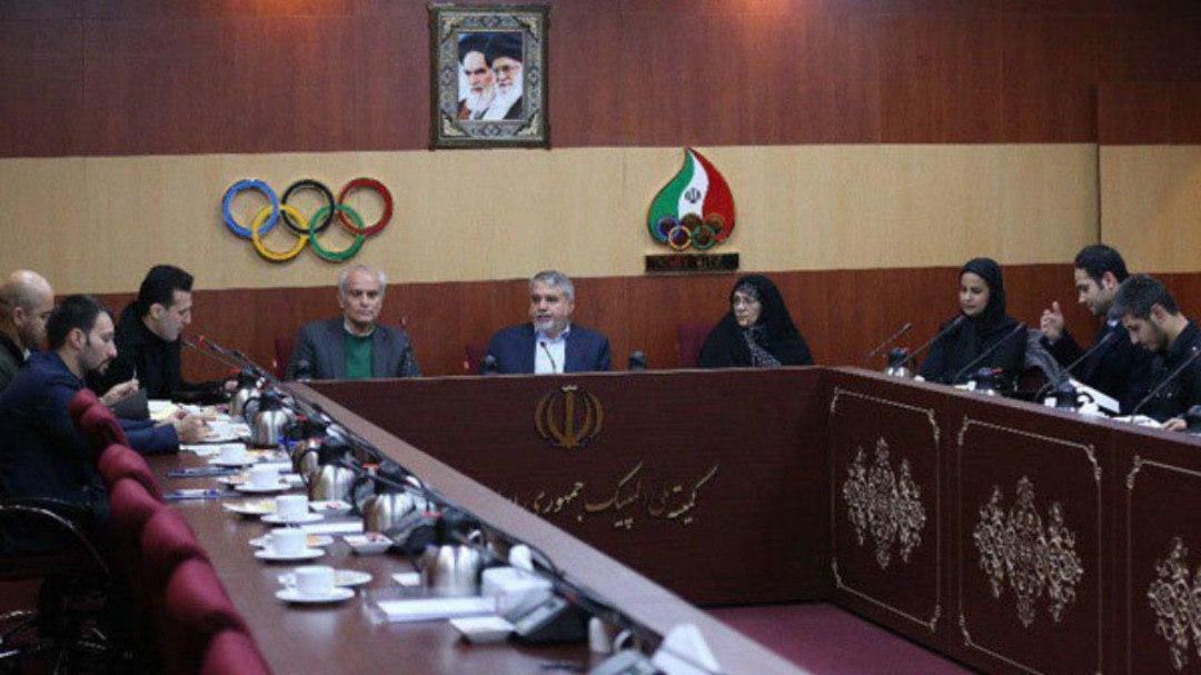 ثبت نام 5 نفر در انتخابات کمیسیون ورزشکاران کمیته ملی المپیک