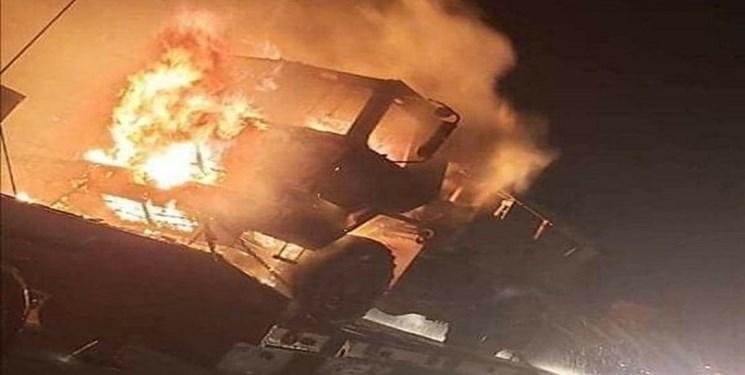 حمله به کاروان لجستیک ارتش آمریکا در جنوب عراق
