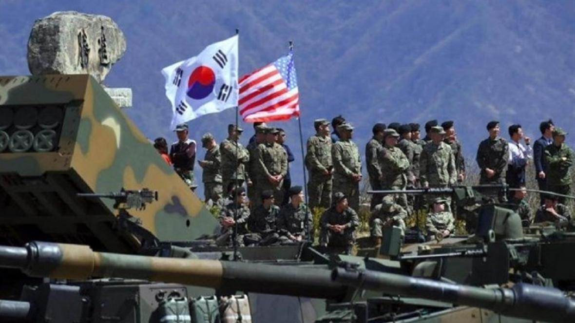 کره جنوبی در پی برگزاری رزمایش نظامی مجازی با آمریکاست