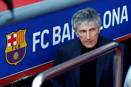 سرمربی بارسلونا اخراج شد