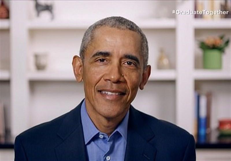 تبریک اوباما به بایدن برای نامزدی حزب دموکرات در انتخابات 2020