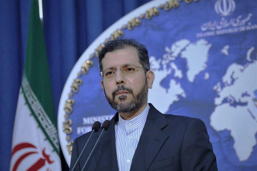 توئیت سخنگوی وزارت خارجه به مناسبت روز ملی مبارزه با استعمار