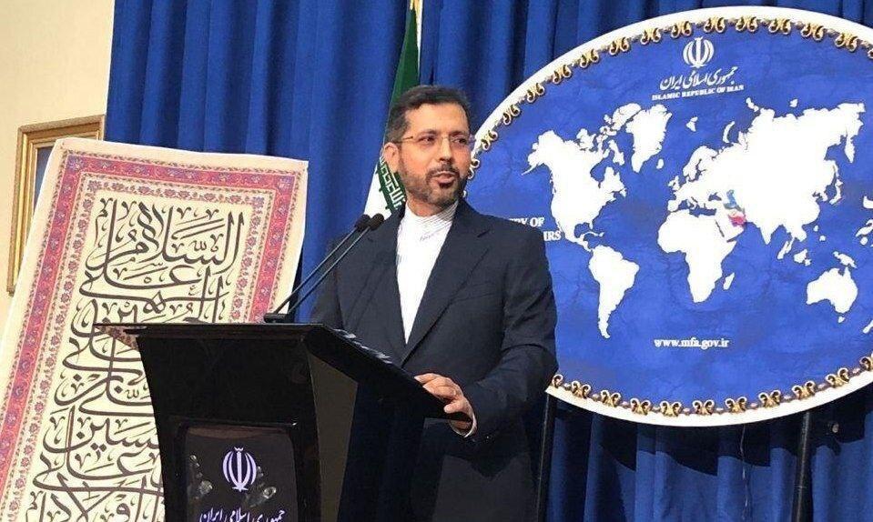 سخنگوی وزارت خارجه:مقاومت ایران ریشه در فرهنگ عاشورا دارد