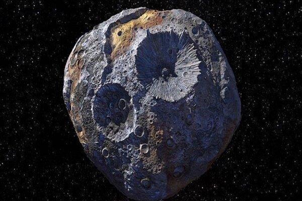 سیارکی با قطر 43 متر از کنار زمین می گذرد