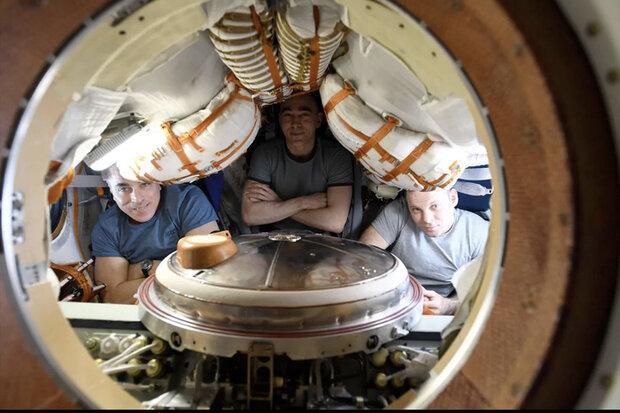 3 فضانورد ناسا به زمین بازگشتند