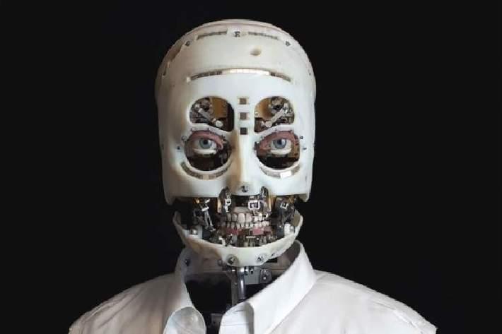 ساخت روباتی با حالت نگاه انسان مانند توسط دیزنی