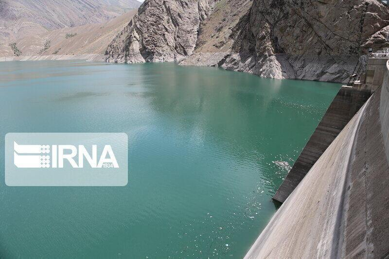خبرنگاران 70 هزار مترمکعب آب وارد سد شیروان شد