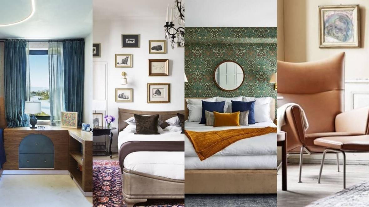 چیدمان اتاق خواب : مدل چیدمان اتاق دخترانه، پسرانه و زوج